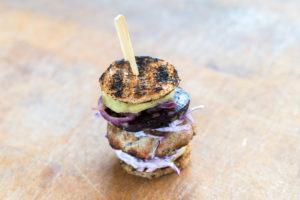 Varkensburger als variant