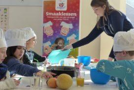 Hogere erkenning voor Smaaklessen Wageningen University