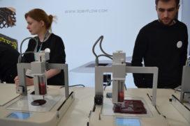 Horecava – Verstegen lanceert als eerste vullingen voor 3D foodprint cartridges