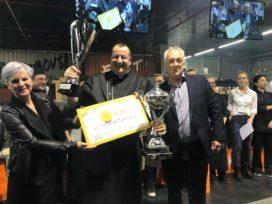 Ronald Biermans wint Lekkerste Broodje Catering