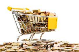 Koopkracht consumenten groeit nauwelijks