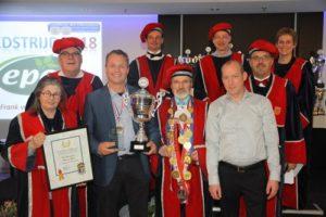 Vleesboerderij Boot nationaal kampioen bij Europese vakwedstrijd Confrérie