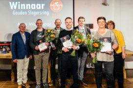 Winnaars van de Gouden Slagersring. Foto: Feike Faas