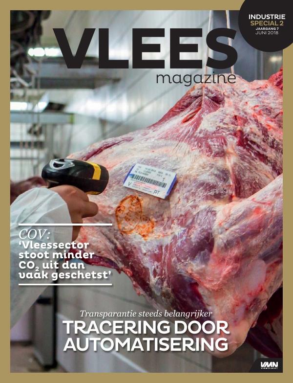 Vleesmagazine Industriespecial nummer 2 2018