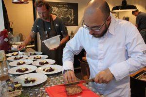 Workshops in Vleesatelier van Hilversumse Slagerij Mulder
