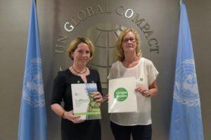 Bord Bia sluit zich aan bij UN Global Compact
