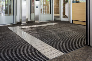 Emco Benelux brengt entreemat voor visueel beperkten