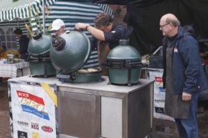Nationaal Barbecue-spektakel op 18 en 19 augustus
